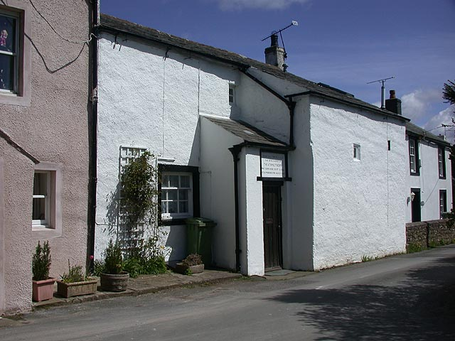 John Dalton's birthplace in Eaglesfield
